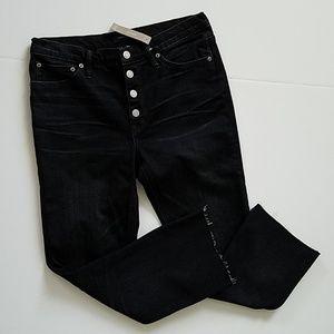 J. Crew Billie Petite Jeans